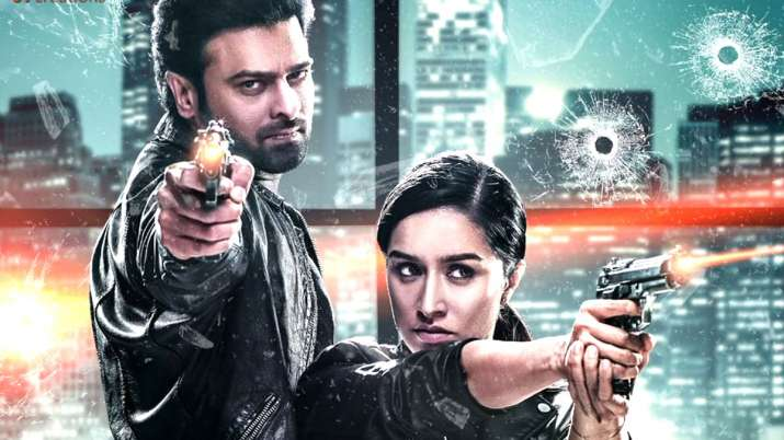 Saaho Box Office Collection Day 3- India TV