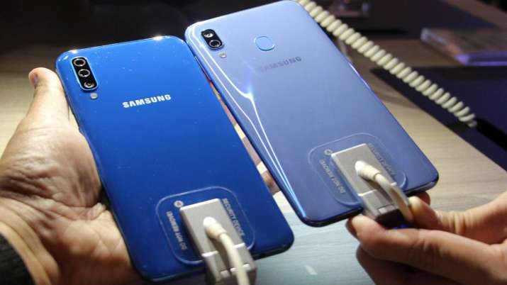 Samsung launches Galaxy A50s, A30s in India- India TV Paisa