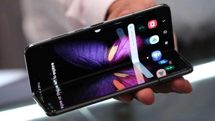 Samsung Galaxy Fold coming to India on Oct 1- India TV Paisa