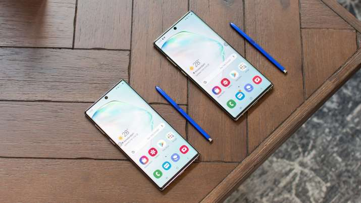 Samsung Galaxy Note 10, Galaxy Note 10+ available with upgrade bonus of Rs 6,000 - India TV Paisa