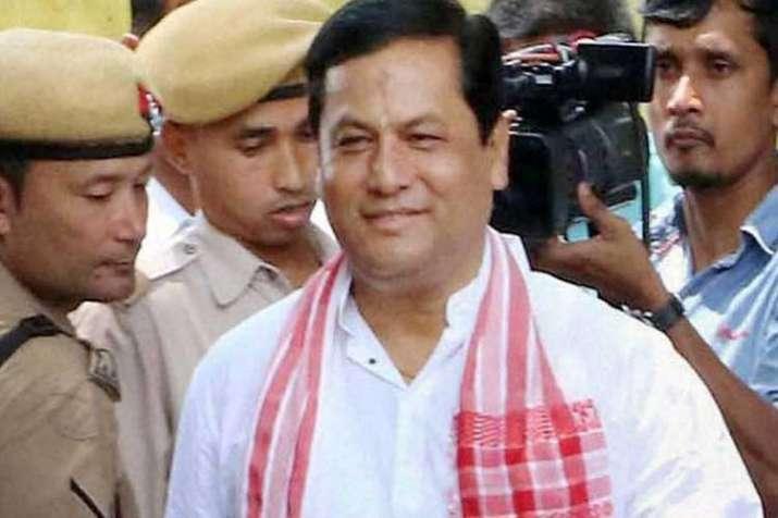 Assam Chief Minister Sarbananda Sonowal- India TV
