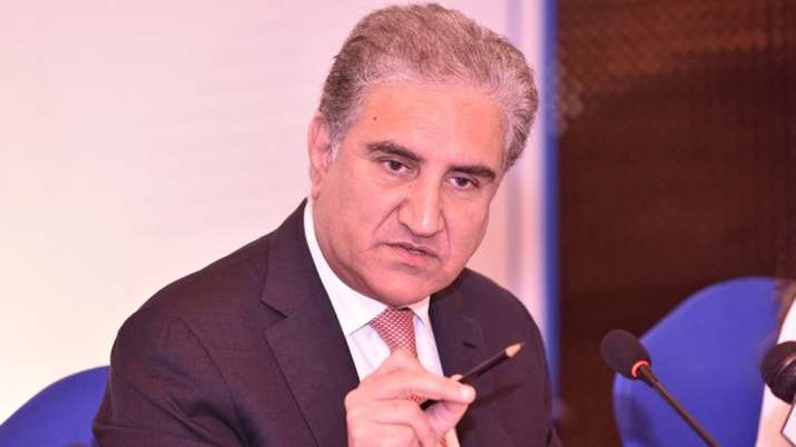 Kashmir unrest could lead Pakistan and India to 'accidental war', says Shah Mahmood Qureshi- India TV