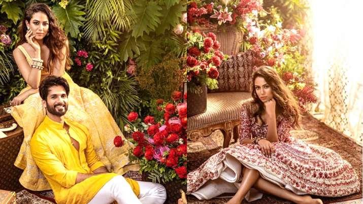शाहिद कपूर और मीरा राजपूत- India TV