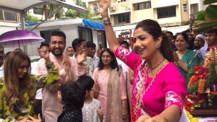 shilpa shetty dance video- India TV