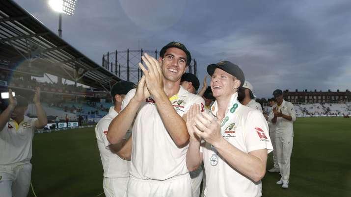 आईसीसी टेस्ट रैंकिंग: स्टीव स्मिथ और पैट कमिंस नंबर-1 पर कायम, विराट कोहली दूसरे स्थान पर बरकरार- India TV