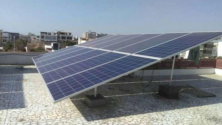 solar energy plant- India TV Paisa