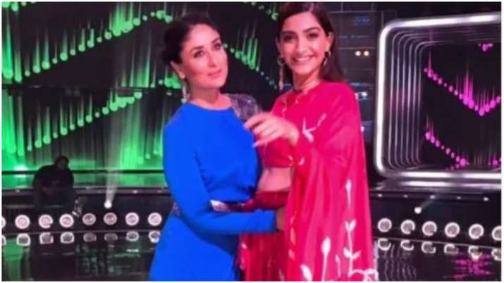 Kareena kapoor and sonam kapoor- India TV