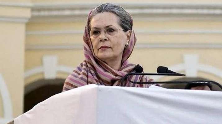 Congress Interim President Sonia Gandhi | PTI File- India TV