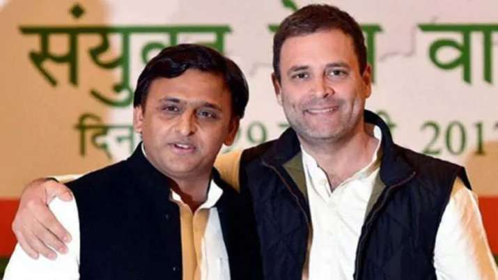 Samajwadi Party alliance with Congress and NCP- India TV