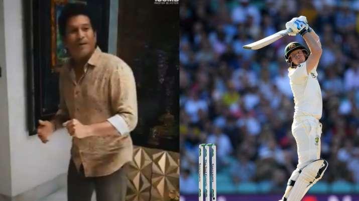 क्रिकेट के भगवान सचिन ने बताया स्मिथ की सफलता का राज, देखें वीडियो- India TV