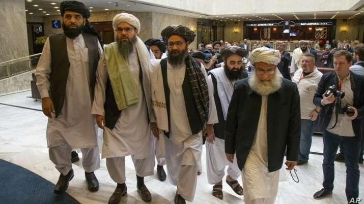 शांति वार्ता विफल होने के बाद तालिबान के प्रतिनिधिमंडल ने मास्को में रूसी राजनयिक से मुलाकात की- India TV