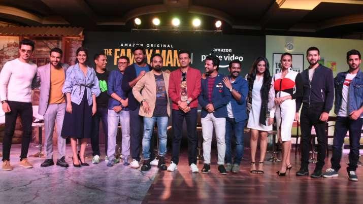 The Family Man वेब सीरीज के...- India TV