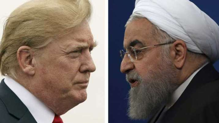 Iran again rebuffs Trump-Rouhani meeting- India TV