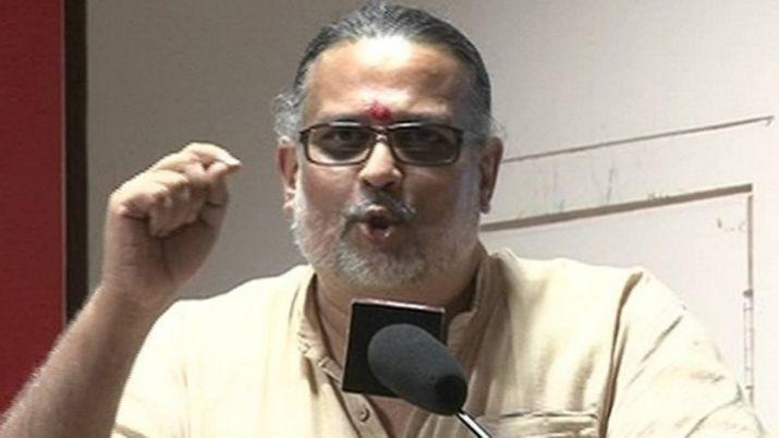Tushar Gandhi- India TV