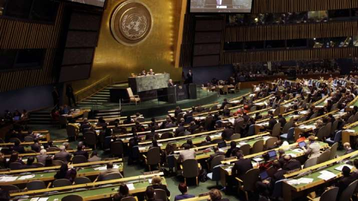 UN chief wants India, Pak to resolve Kashmir issue through dialogue: Spokesperson- India TV