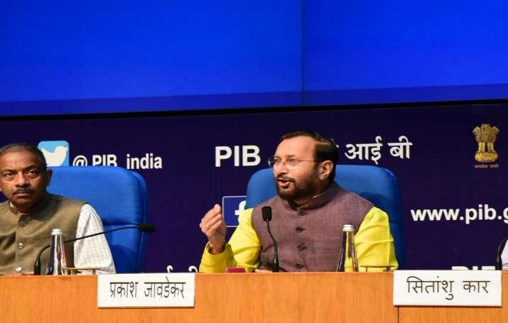 Union Minister Prakash Javadekar says Indian economy fundamentals are strong- India TV Paisa