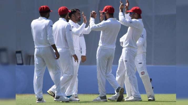 टीम अफगानिस्तान- India TV