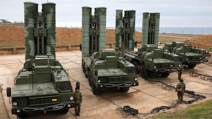Russia S400 Missile System- India TV