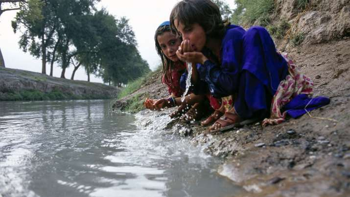 Water to Pakistan- India TV