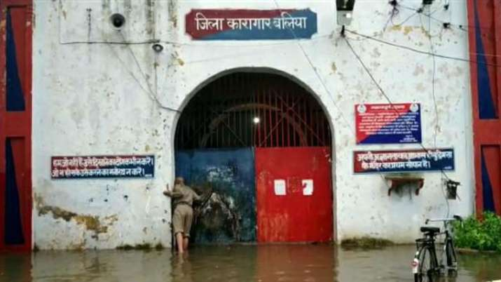 Ballia Jail- India TV