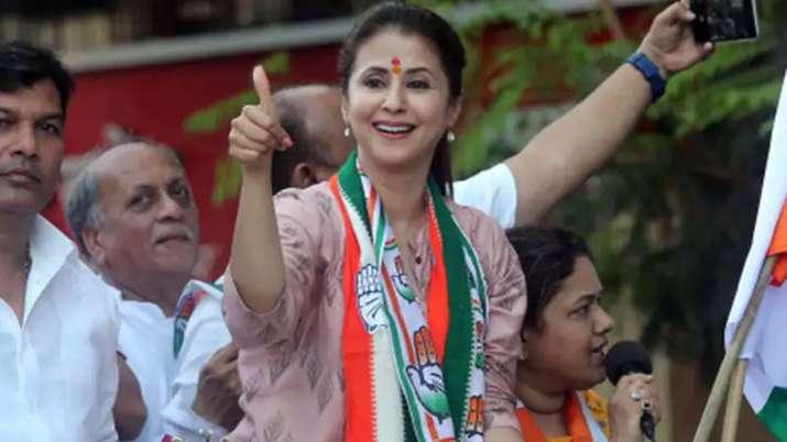 Urmila matondkar resigns from Congress- India TV