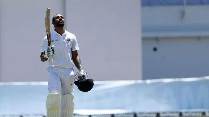 हनुमा विहारी ने दिवंगत पिता को समर्पित किया अपना पहला टेस्ट शतक- India TV