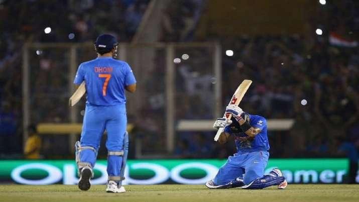 जब धोनी की वजह से मैच...- India TV