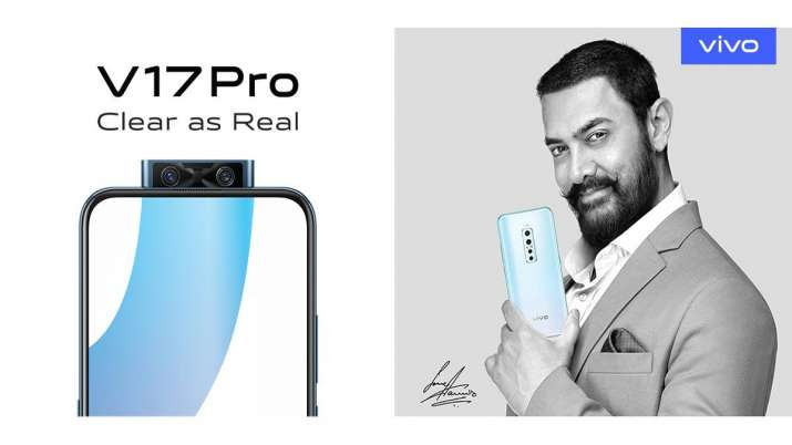 Vivo V17 Pro with dual-selfie pop-up camera launched- India TV Paisa