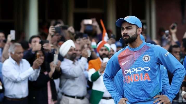 Team India Captain Virat Kohli- India TV