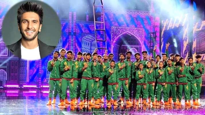 रणवीर सिंह के गाने पर परफॉर्म करेगा We Unbeatable - India TV