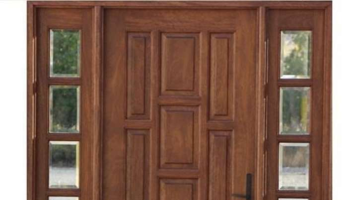 wooden door- India TV