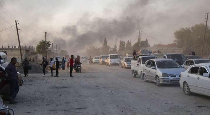 अमेरिकी सांसदों का तुर्की पर सीरिया नहीं छोड़ने तक कड़े प्रतिबंध लगाने का प्रस्ताव- India TV