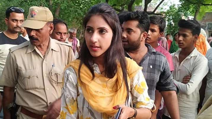 Congress Rae Bareli MLA Aditi Singh defies party's boycott call, attends UP assembly session- India TV