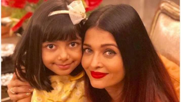 Aishwarya talk about work with daughter Aaradhya- India TV