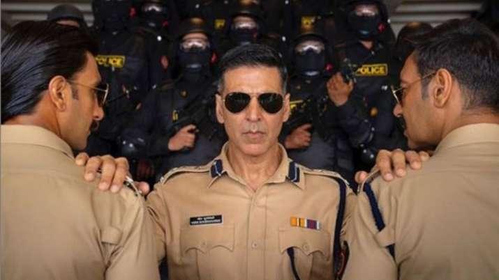 Akshay kumar look from sooryavanshi- India TV