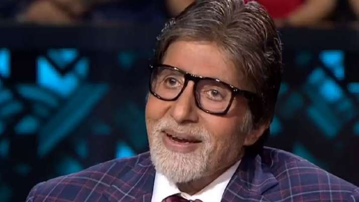 Amitabh Bacchan- India TV