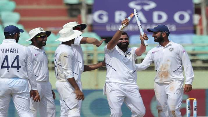 India vs South Africa second test second day live cricket score match update from Maharashtra Cricke- India TV