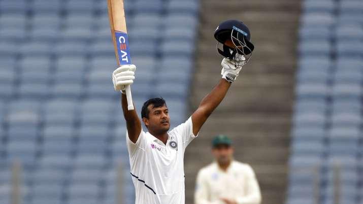 Mayank Agarwal Century Against South Africa In 2nd Test AT Pune Break Sachin Tendulkar Record - द.अफ- India TV