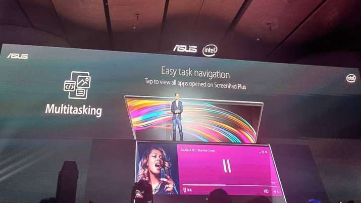 ASUS launches innovative dual screen laptops in India- India TV Paisa