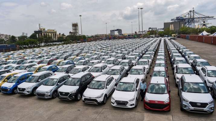 Passenger vehicle sales- India TV Paisa