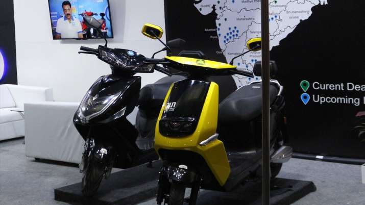 Avan Motors launches two electric scooters- India TV Paisa
