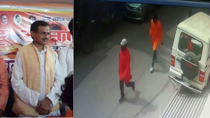 Kamlesh Tiwari, bjp, uttar pradesh, shot dead, hindu mahasabha- India TV