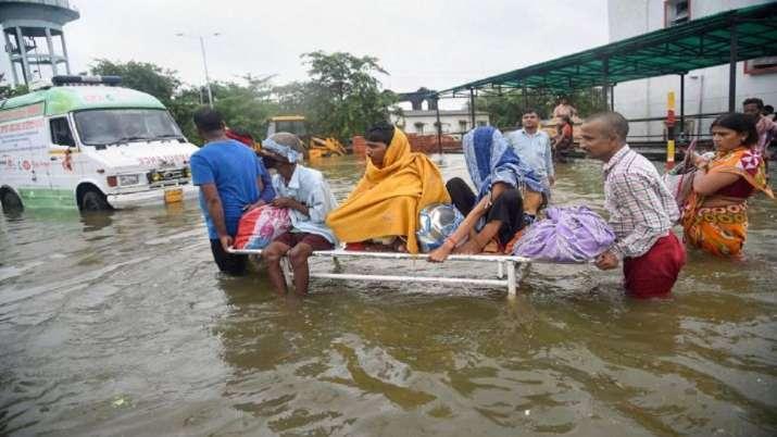 Bihar flood (File Photo)- India TV
