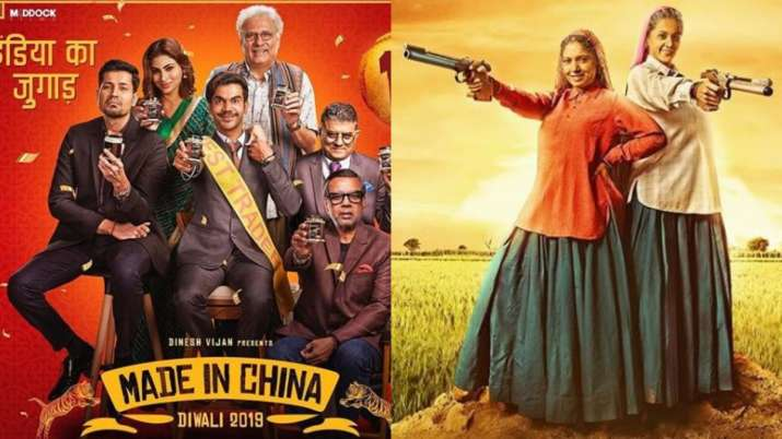 Made in China and Saand ki Aankh Box Office Collection Day 1- India TV