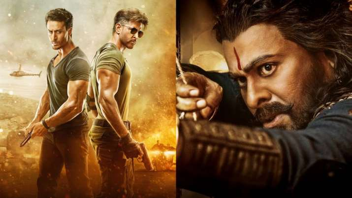 War and sye raa narasimha reddy box office collection day 7 - India TV