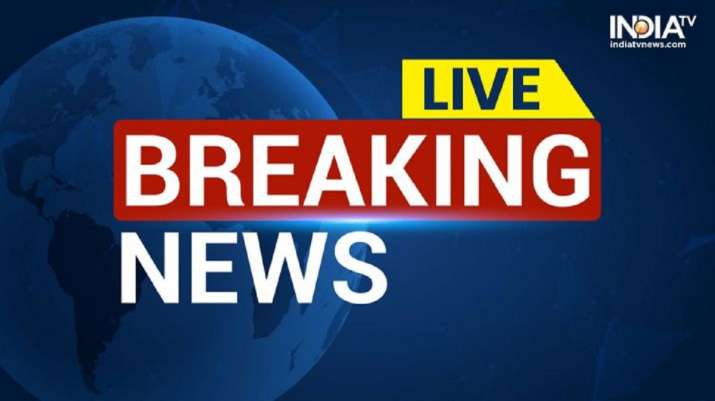 Breaking news LIVE- India TV