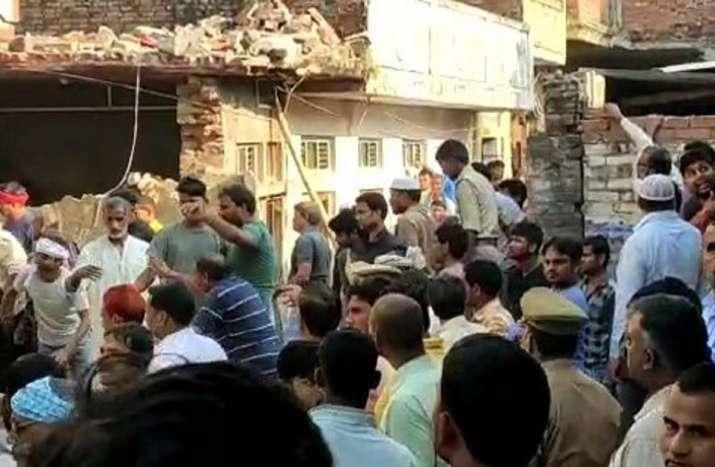 Cylinder Blast- India TV