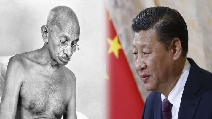 पाकिस्तान के दोस्त चीन की शर्मनाक हरकत, नहीं दी गांधी जयंती मनाने की इजाजत- India TV