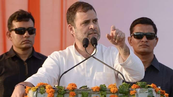 Congress leader Rahul Gandhi- India TV