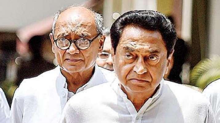 CM Kamalnath replies to Digvijay Singh- India TV